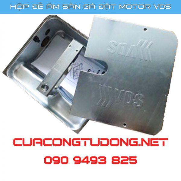 Hộp Motor Cửa Cổng Tự Động Âm Sàn VDS