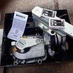 Motor Cửa Cổng Mở Cánh Âm Sàn Beninca