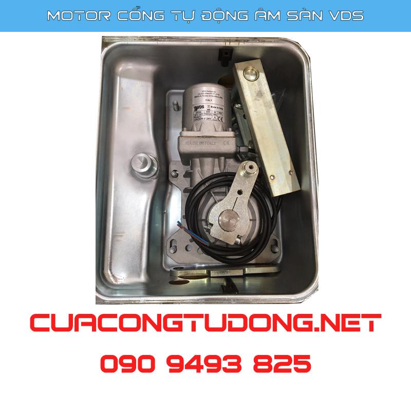Motor Cửa Cổng Tự Động Âm Sàn VDS
