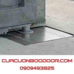 Lắp đặt Hộp Motor Cửa Cổng Mở Cánh Âm Sàn Comunello