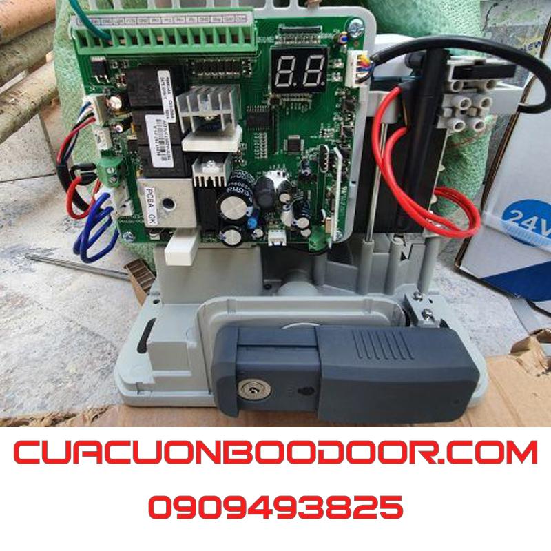 Điều khiển Motor Cửa Cổng Trượt Tự Động Powertech